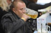 Віднині пиво в Україні прирівнюється до алкоголю