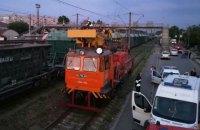 В Вишневом 17-летний парень погиб при попытке сделать селфи на крыше поезда