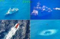 У побережья Кипра затонуло судно с беженцами
