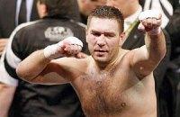 """""""Белый Тайсон"""" стал чемпионом WBA в Грозном"""