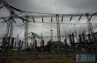 Треть Луганской области осталась без света из-за аварии на ТЭС (обновлено)