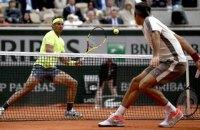 Надаль и Федерер составили пару полуфиналистов Уимблдона