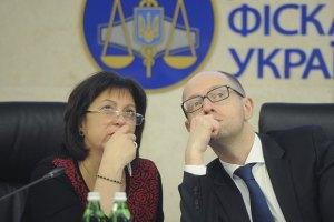 Яценюк и Яресько начнут рабочую неделю с визита в США