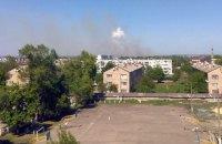 Пожар на арсенале в Балаклее локализирован