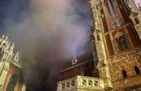 Епіцентр виділить 1 млн грн на відновлення костелу Святого Миколая