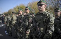 Пограничники спасли троих раненых нацгвардейцев в Донецкой области