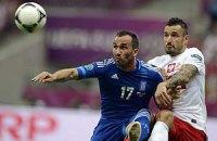 Стартовал первый матч в рамках Чемпионата Европы по футболу