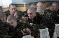 Рада увеличила сроки службы в армии