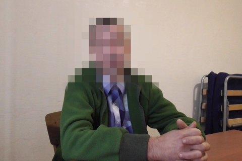"""У Станиці Луганській затримали """"козака"""" з банди Козіцина"""