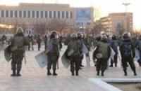 На полицейских в Жанаозене заведено дело