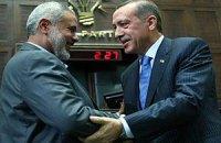 ХАМАС заручился финансовой поддержкой Турции