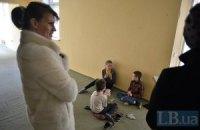 Число внутренних переселенцев в Украине превысило 1,2 млн человек, - ООН