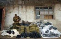 Російських бойовиків відправляють на Донбас у гумконвоях