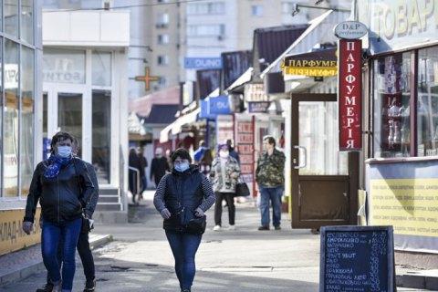 Степанов: пом'якшення карантину в Києві наразі неможливе