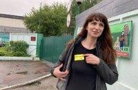 Журналістка TUT.BY вийшла на свободу після шести місяців ув'язнення