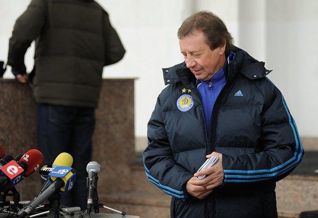 Юрий Павлович говорит, что ему не стыдно за свою работу в Киеве