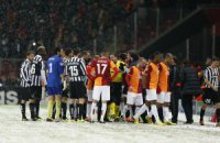 Стамбул засыпало - Лиги чемпионов не будет