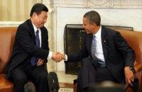 Лідер Китаю закликав Обаму до дипломатичного вирішення кримської кризи