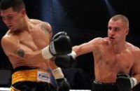 В Днепропетровске Макс Tiger Бурсак защитил пояс интерконтинентального чемпиона WBO
