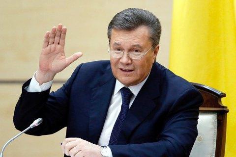 Янукович заявил о намерении давать показания по своему делу