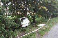 В Обуховском районе в ДТП попала семья, отец погиб на месте, двое детей в больнице
