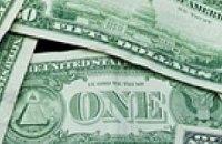 Доллар на межбанке обвалился на 33 копейки
