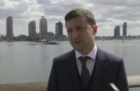 Україні потрібна геополітична та інвестиційна підтримка, - Зеленський