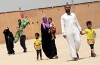 Сирийские беженцы смогут получить статус резидента в Швеции