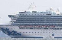 У Японії в десятьох пасажирів лайнера виявили коронавірус
