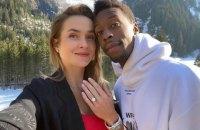 Свитолина объявила о своей помолвке