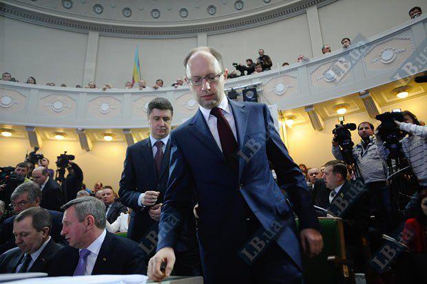 Объединение с партией Арсения Яценюка Вячеслав Кириленко назвал примером для всех