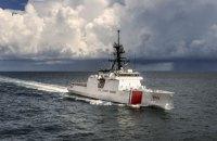 США відправили до Чорного моря катер берегової охорони