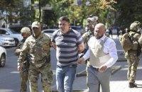 Поліція затримала чоловіка, який погрожував підірвати гранату в Кабміні