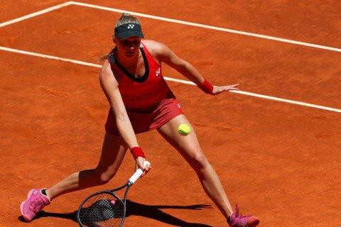 Стаховский и Ястремская вылетели с Roland Garros