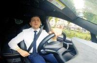 Зеленский записал новое видеообращение к украинцам за рулем Tesla и рассказал, как не ошибиться на выборах