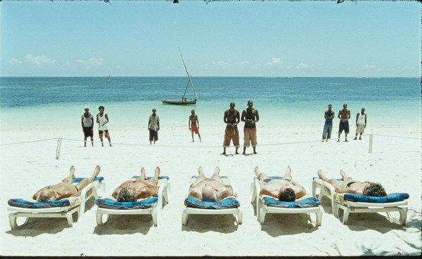 Кадр из фильма Рай: Любовь