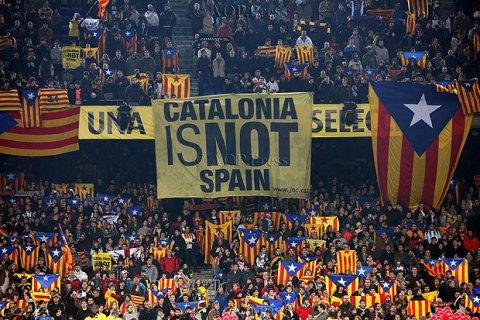 В Мадриде заявили, что референдума о независимости Каталонии не будет