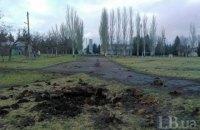 Бойовики на Донбасі здійснили п'ять обстрілів