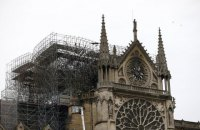 Спека в Парижі може призвести до обвалення стелі Нотр-Дама, - реставратор