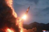 Северная Корея запустила две баллистические ракеты в сторону Японии