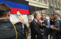 Місія ОБСЄ змогла потрапити в Слов'янськ