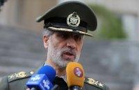 Міністр оборони Ірану назвав відповідального за збиття літака МАУ під Тегераном