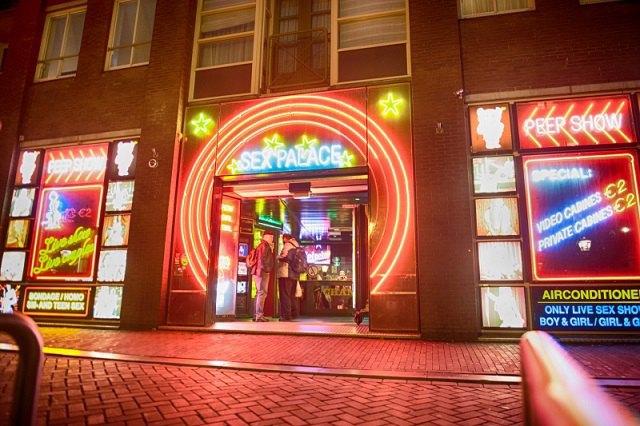 Амстердам секс гид