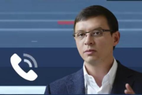 Екс-регіонал Мураєв назвав Сенцова терористом