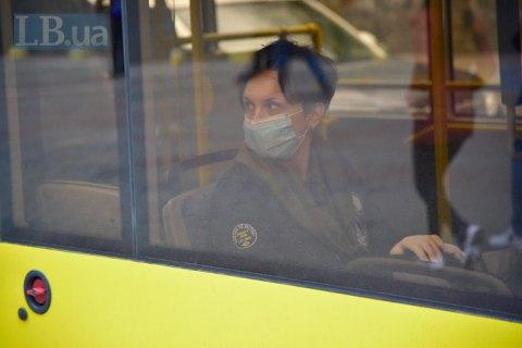 В Киеве зафиксировали рекордный суточный прирост больных коронавирусом