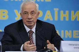 Азаров прогнозирует потери бюджета