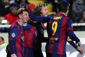 """""""Барса"""", уничтожив Мадрид, возглавила Примеру"""