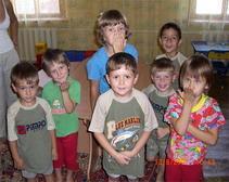 В Днепропетровске хотят наградить самого счастливого ребенка