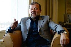 Балога: в України немає відносин ні з Заходом, ні з Росією