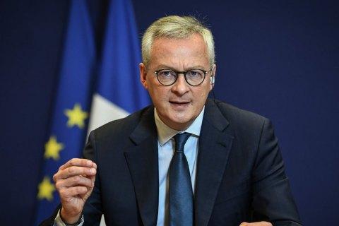 В Украину с визитом прибыл министр финансов Франции